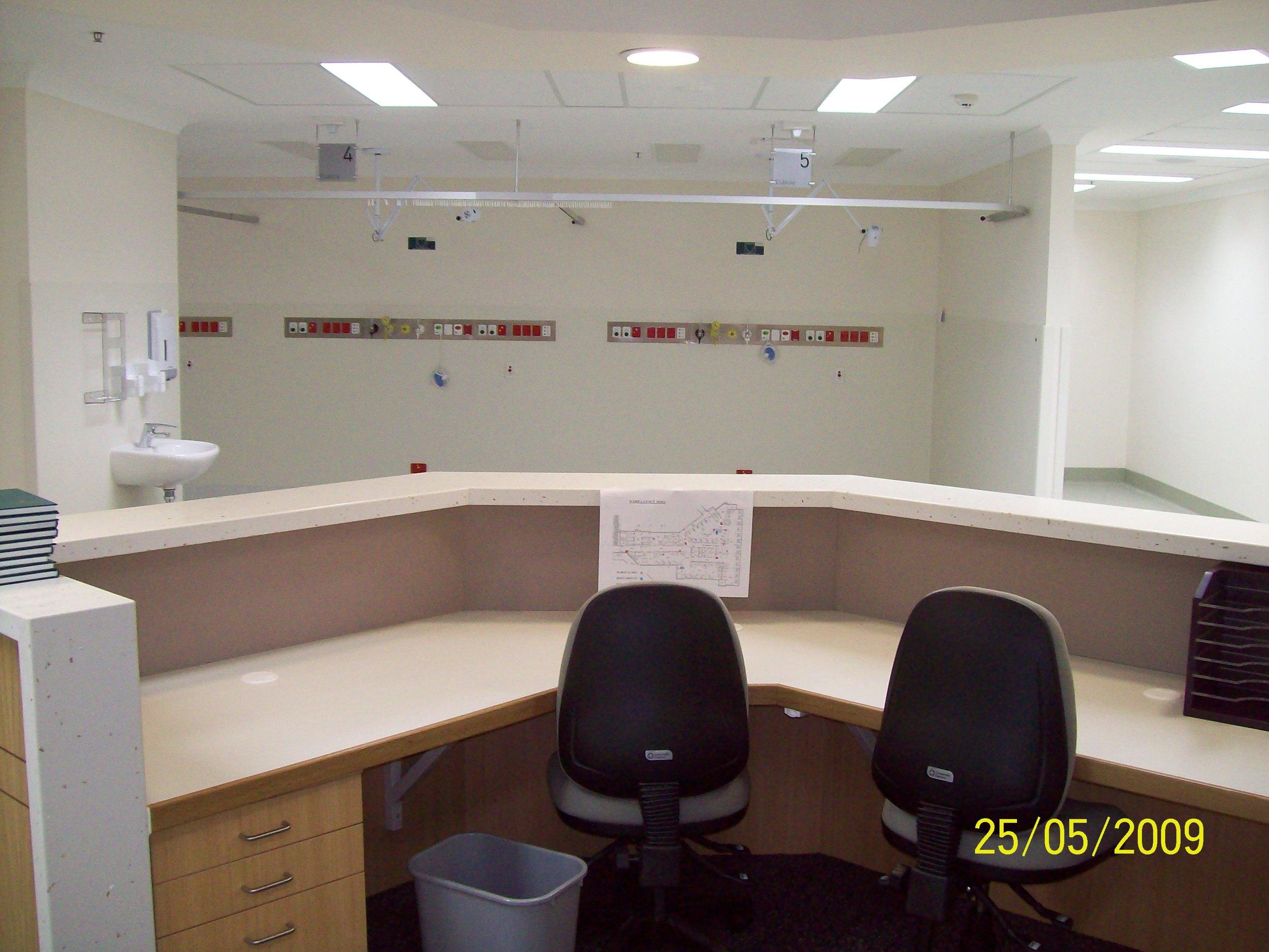 East Wing Cardiac Bay & Staff Station.JPG