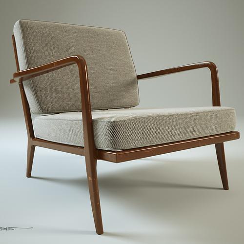 FURNITURE - Smilow Chair