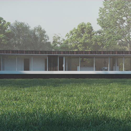 ARCH - Soref Residence