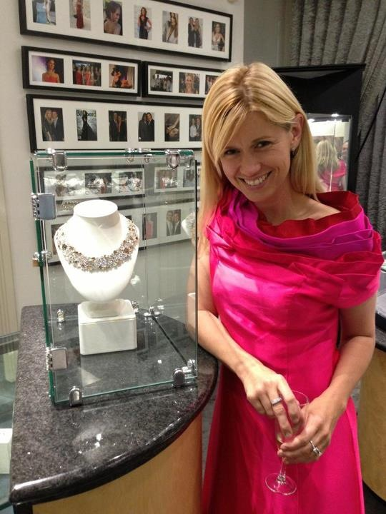 Rachael Bentick at Cerrone Jewellers
