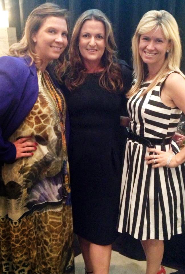 Jessica Aguilar, Donna Hay, Rachael Bentick