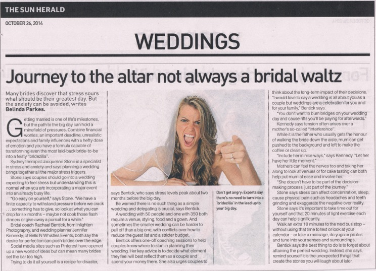 Sun Herald Newspaper - 26\10\14