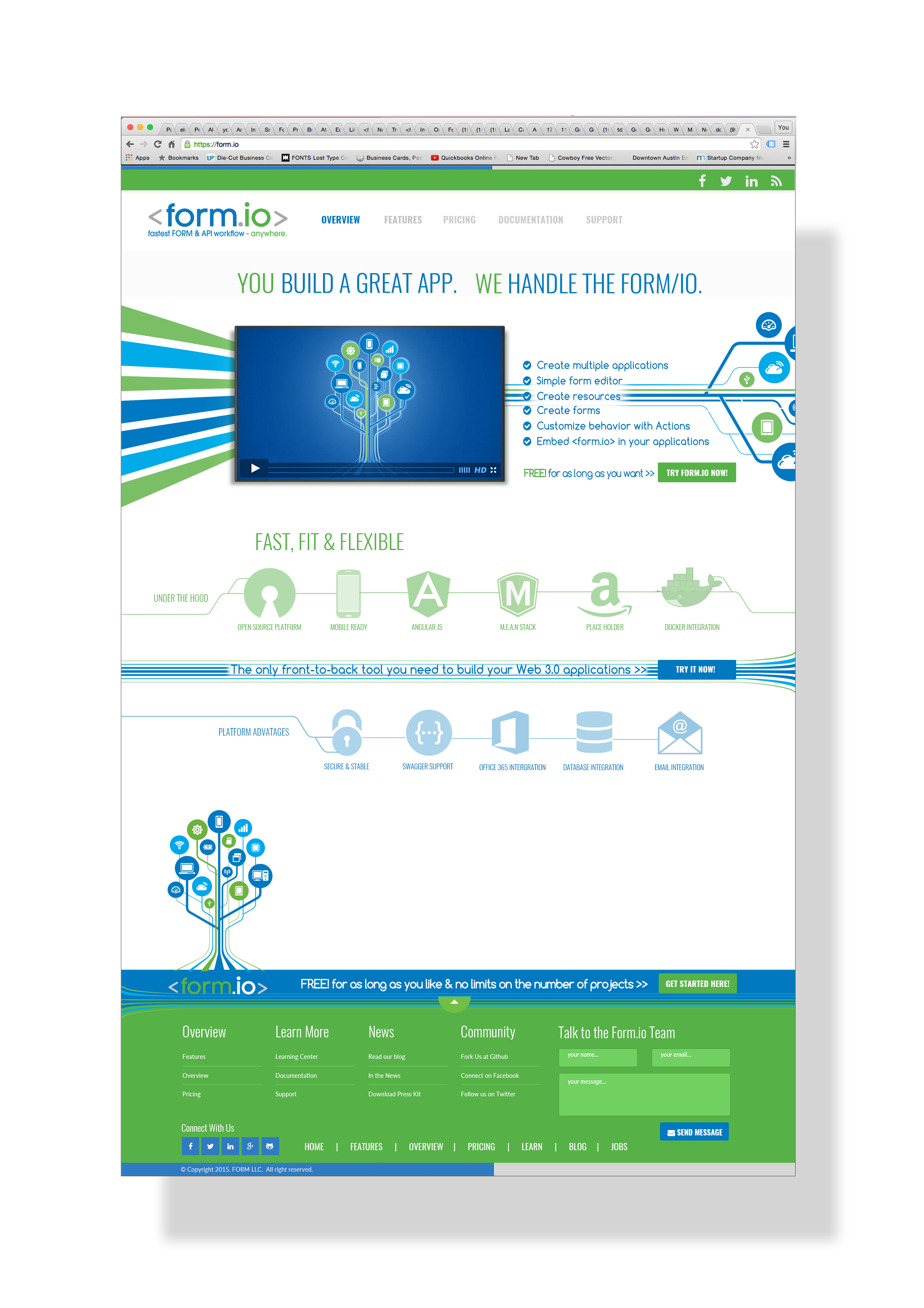 FORM.IO WEB LAY-OUT DESIGN REVISIONS V.03
