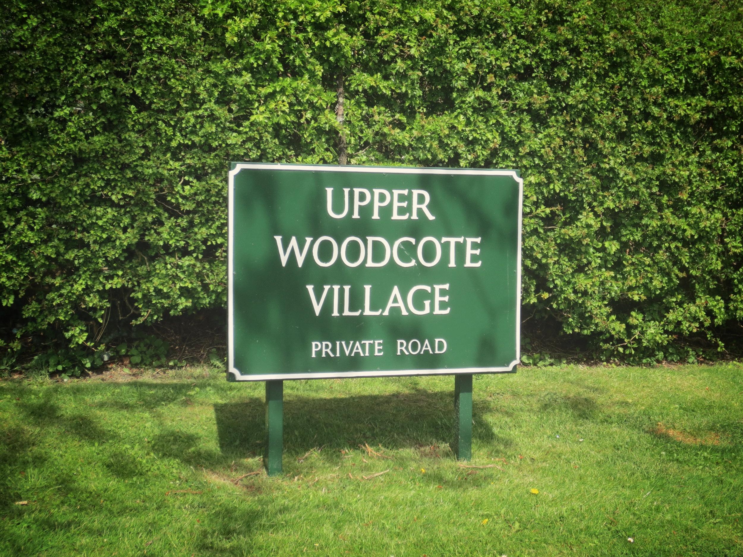 UPPER WOODCOTE VILLAGE