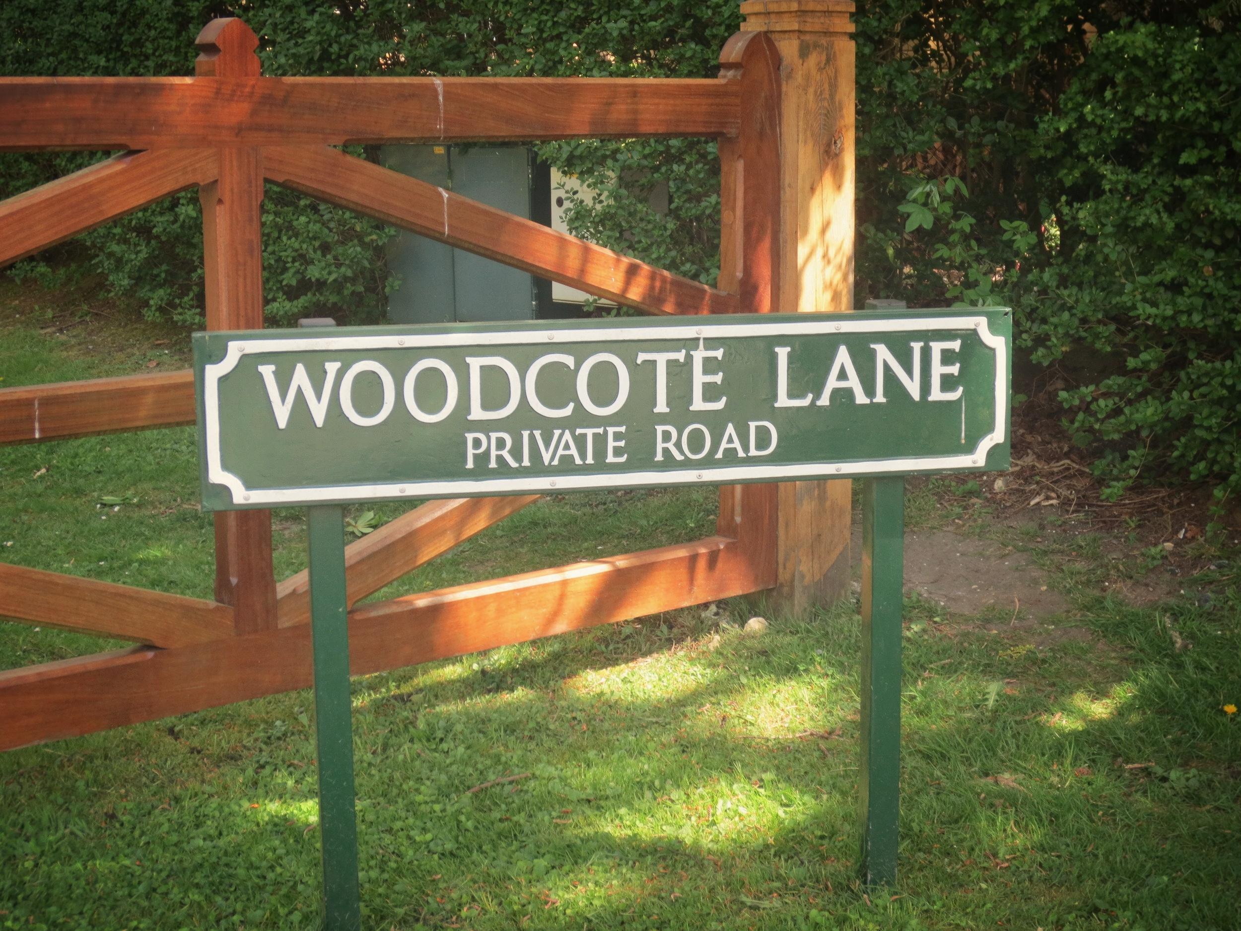 WOODCOTE LANE