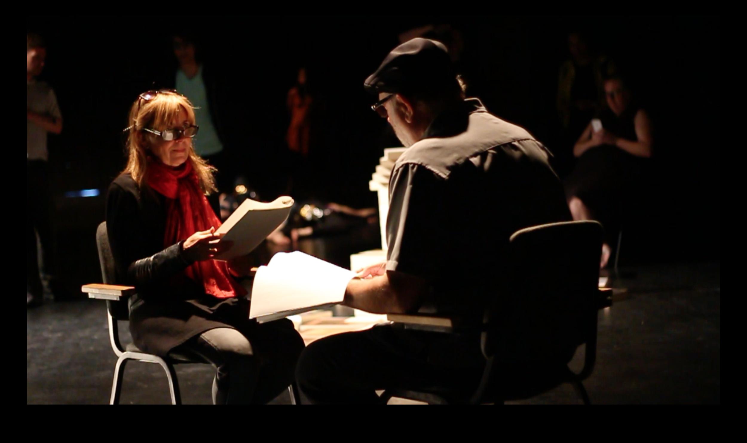 Copy of 'Scripts on Chairs' Abi Tariq