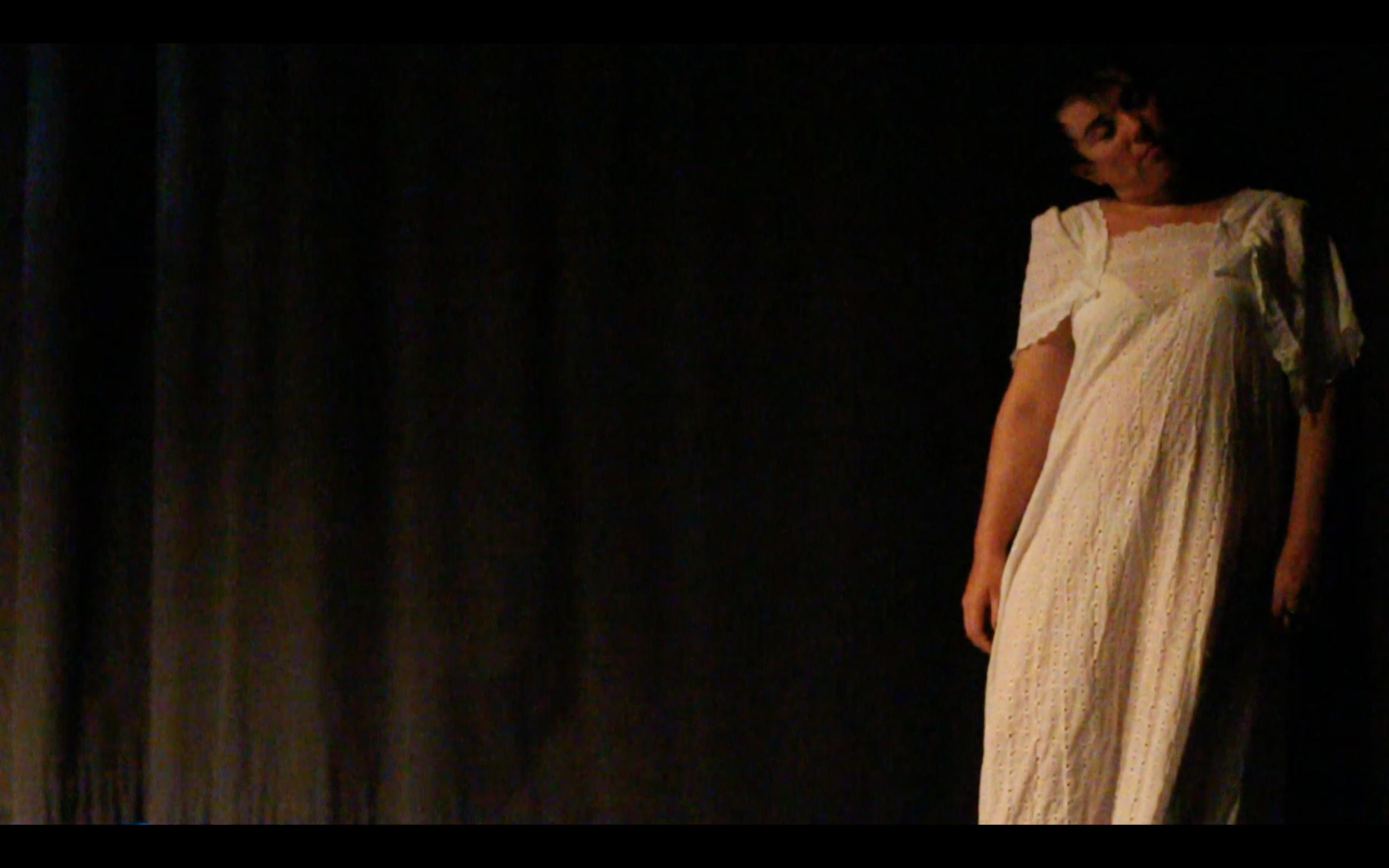 Copy of 'Embodying Space' Veronica Fazzio