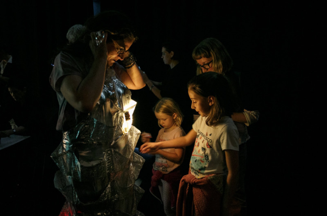 Copy of 'Charging Talismans' Anne Labovitz