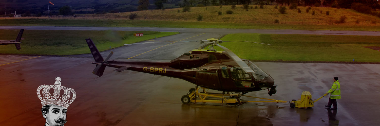Helicopters, boats, english production, photo shoot production UK