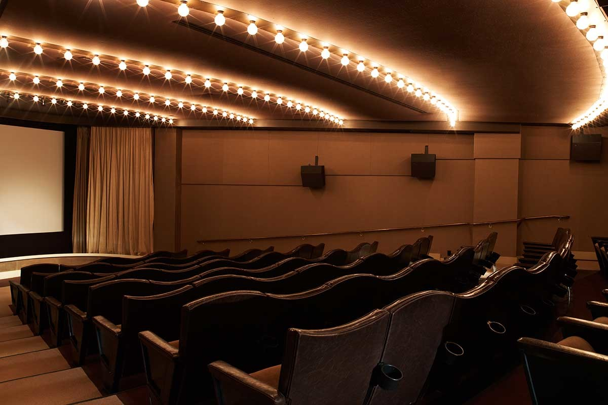 THE ROXY SCREENING ROOM