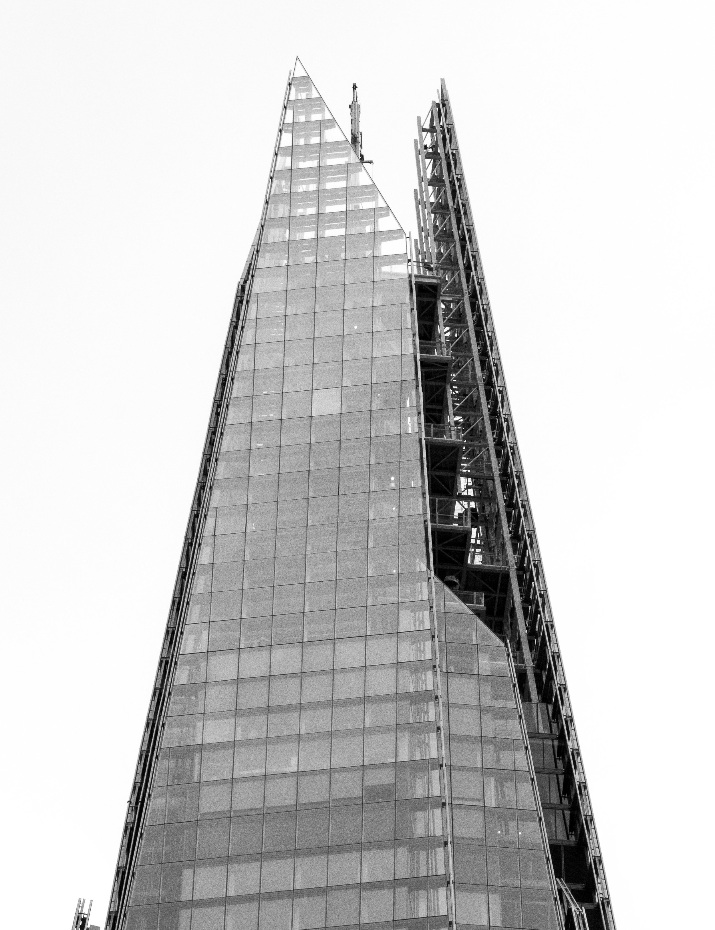 The Shard, Londres, Renzo Piano