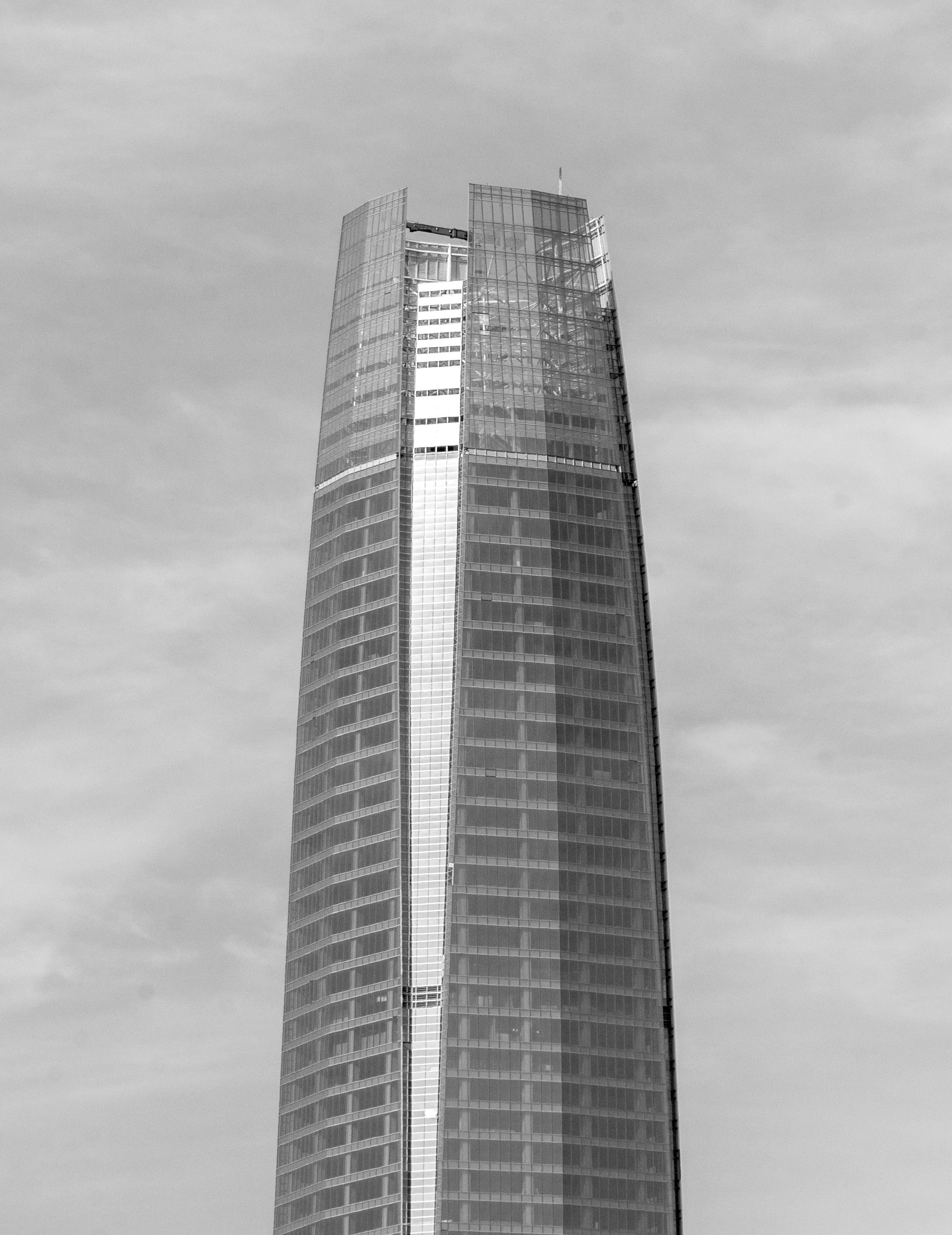 Gran Torre de Santiago, Santiago, Cesar Pelli