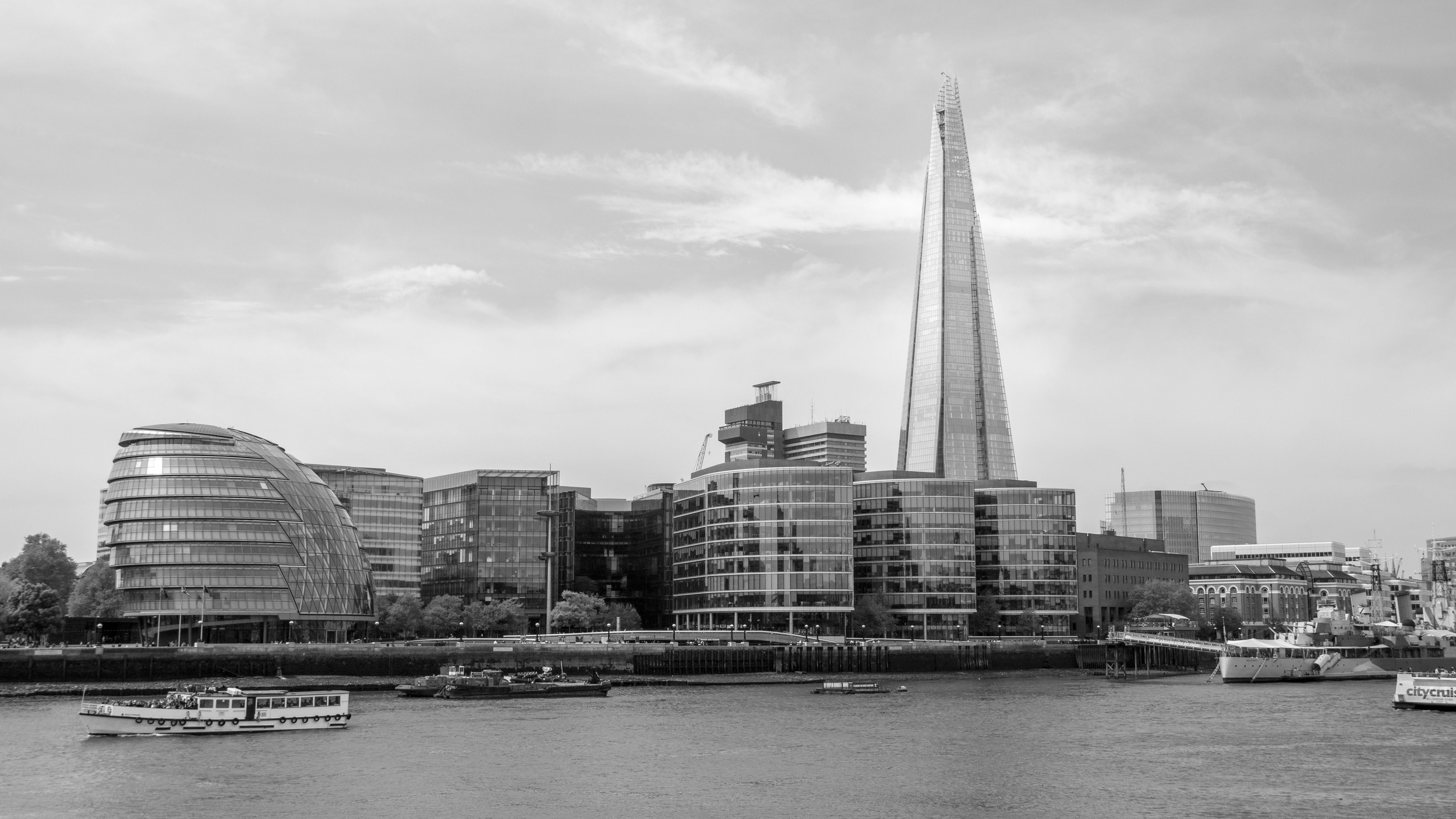 The Shard, Londres, Renzo Piano, vista desde el Puente De La Torre