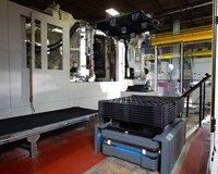 MiR500 Robot Automates Pallet Transport, Improving Quality and…