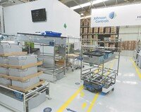 warehouse to factory: Johnson Controls - Hitach ACHIEVES….