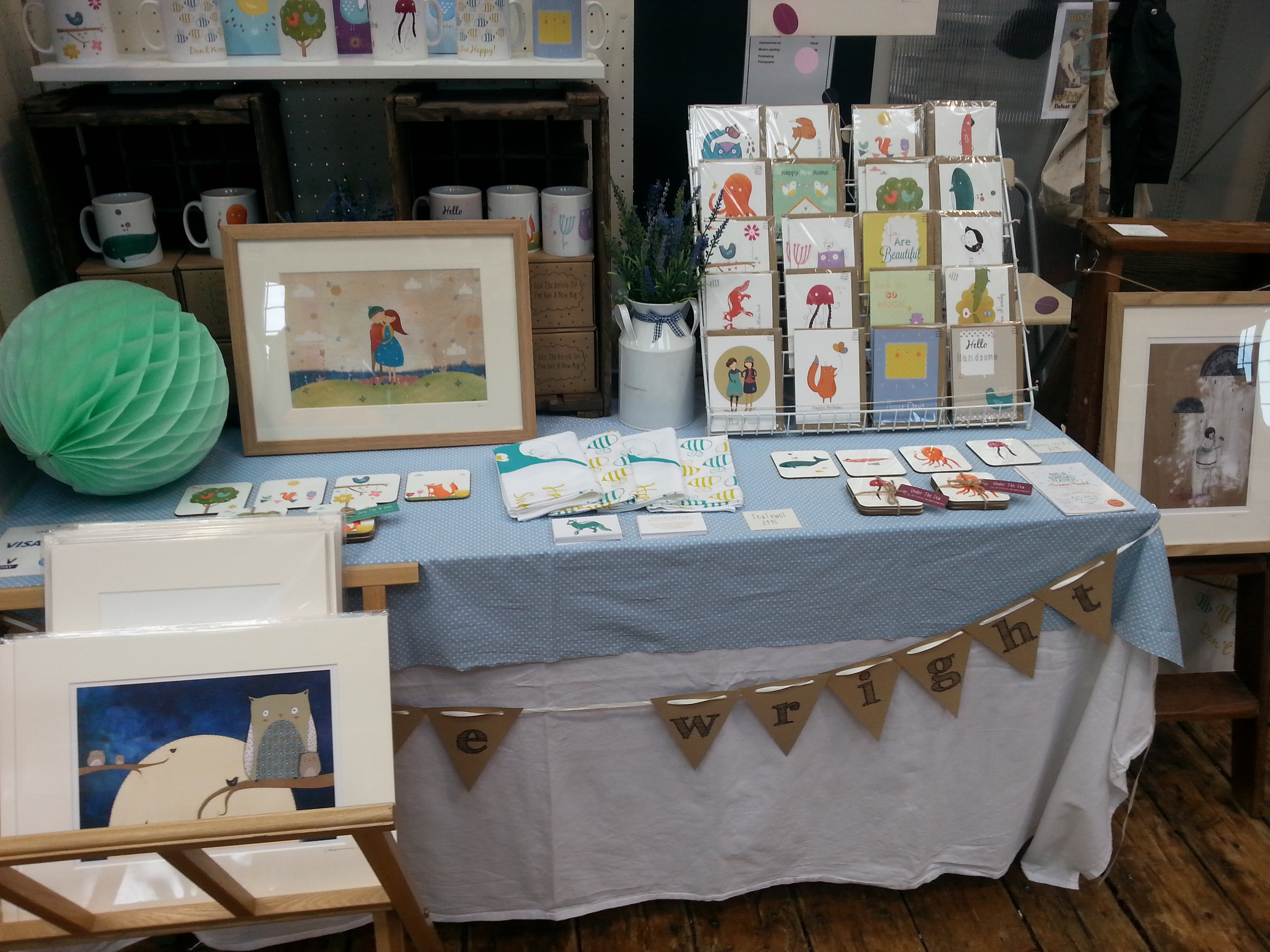 Louise Wright at Fabulous Paces