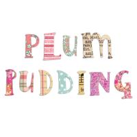 plum pudding logo