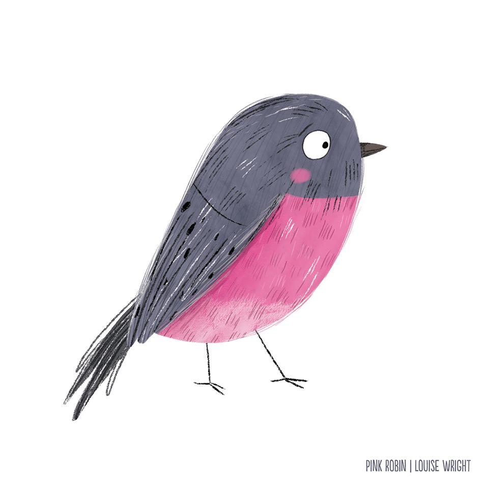 pink robin louise wright.jpg