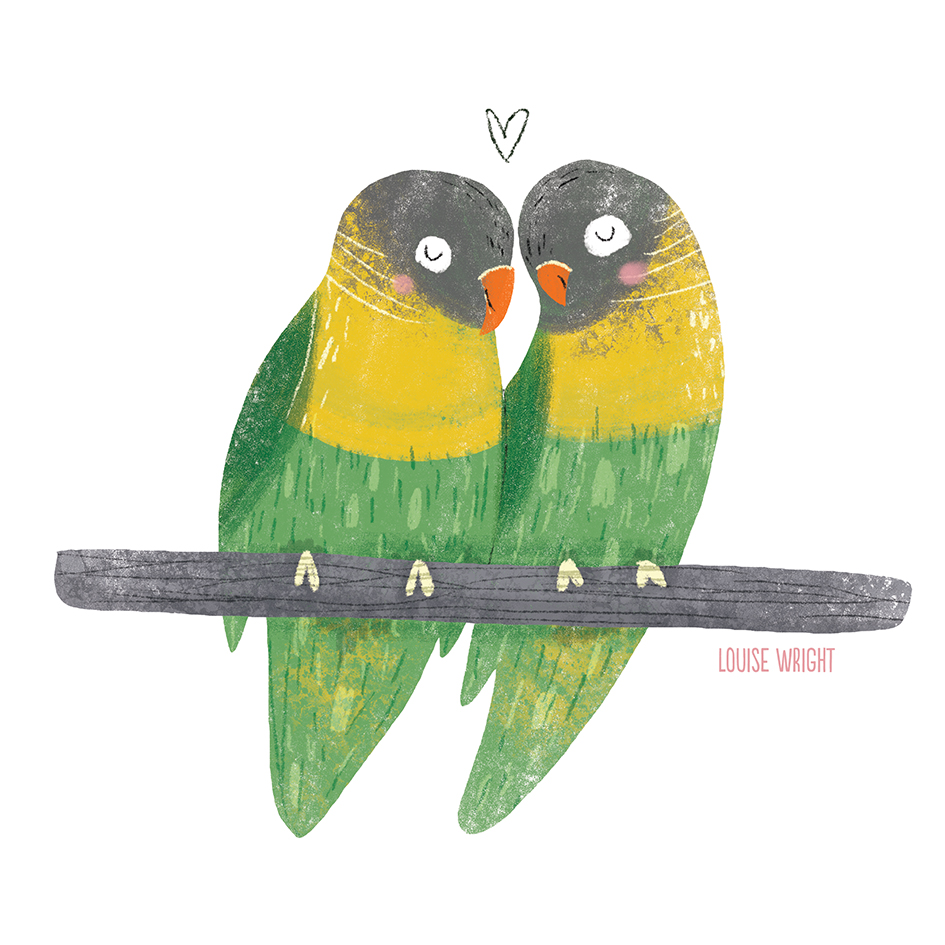 lovebirds louise wright.jpg