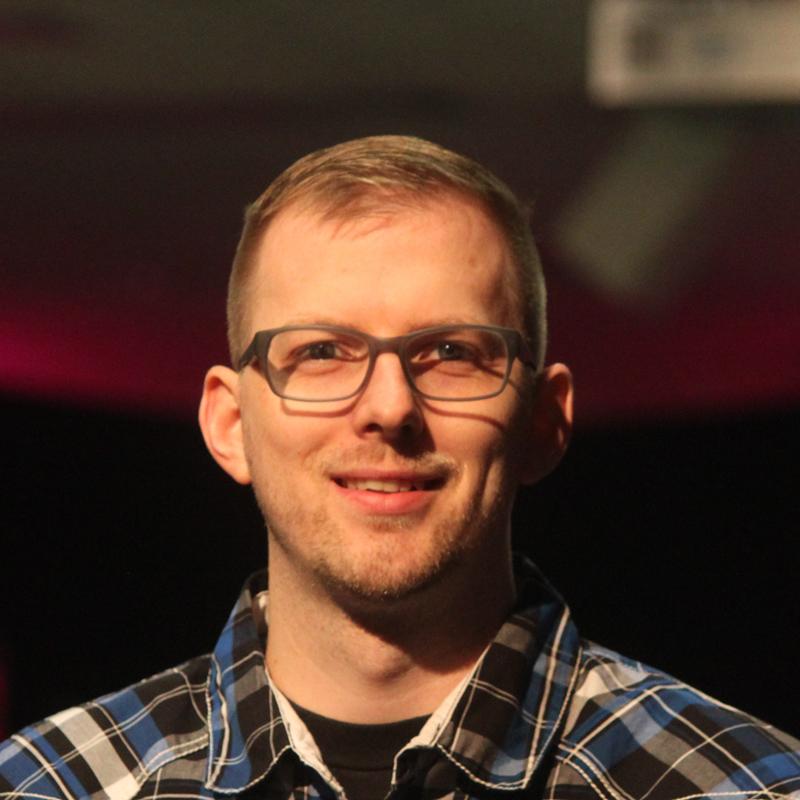 Chris Nichols  Assistant Campus Pastor Media Pastor