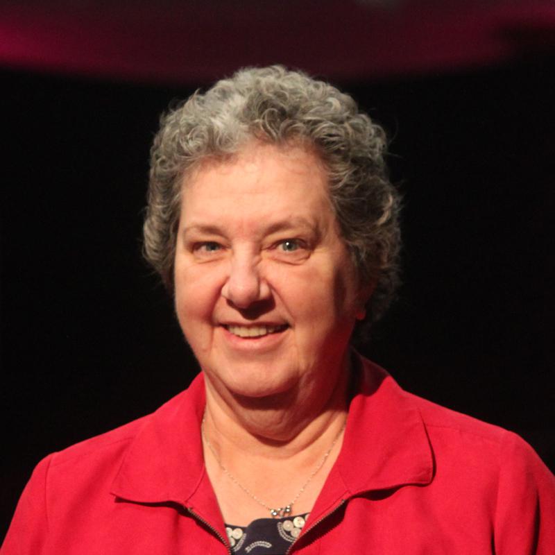 Linda Miller  Pastoral Care Pastor