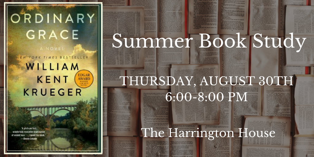 Summer Book Study Aug 30