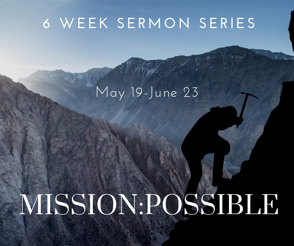 "Please join us for this six-week series entitled, ""Mission: Possible – How University Baptist Church Can Change the World."" Before Jesus ascended into heaven, he told his disciples to go into all the world and make disciples. How could this tiny ragtag group of believers have an impact on ""all the world?"" The book of Acts tells us how it was done. And, the early church serves as a model for the church today. If we will make their priorities our priorities, if we will proclaim the message as they proclaimed it, if we will follow their example of ministry, we too can make a difference in the world in which we live."