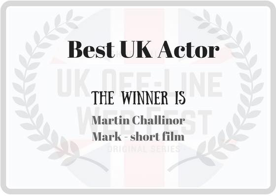 UK-Offline Web Fest - Best UK Actor