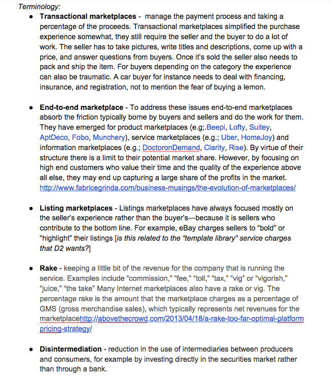B2B Terminology