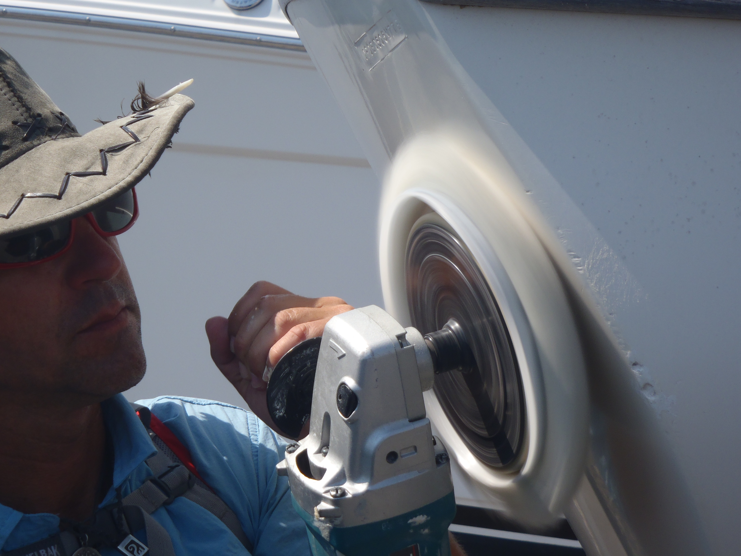 Buffering the Transom
