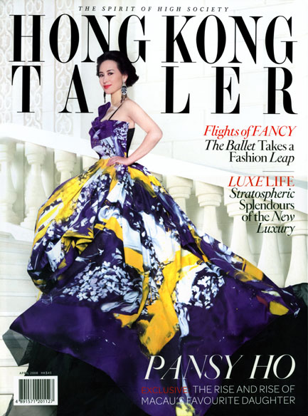 Hong Kong Tatler     Photos by: Sean Davies, Virgile Simon Bertrand