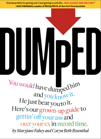 Dumped Breakup Book