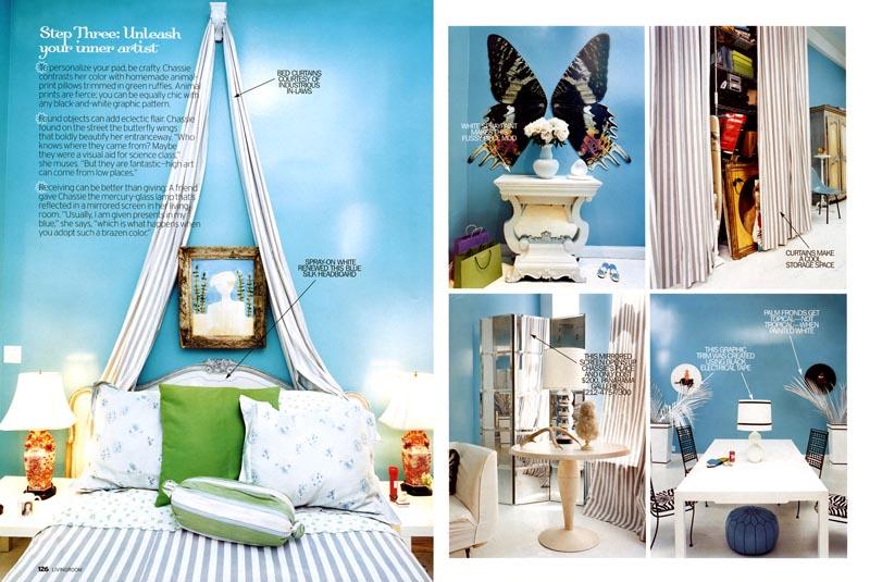 Living Room     Photos by Oberto Gili