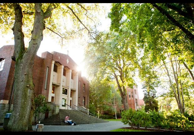 my beautiful campus