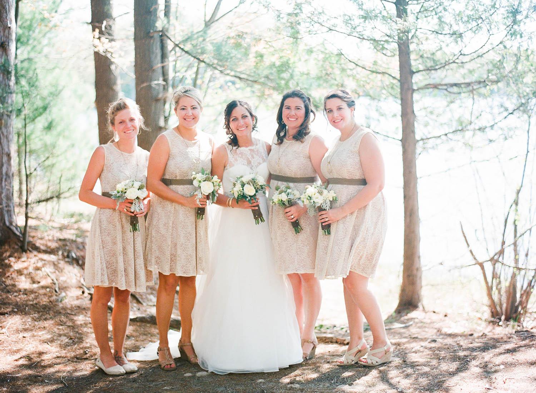 bridal part woods photos