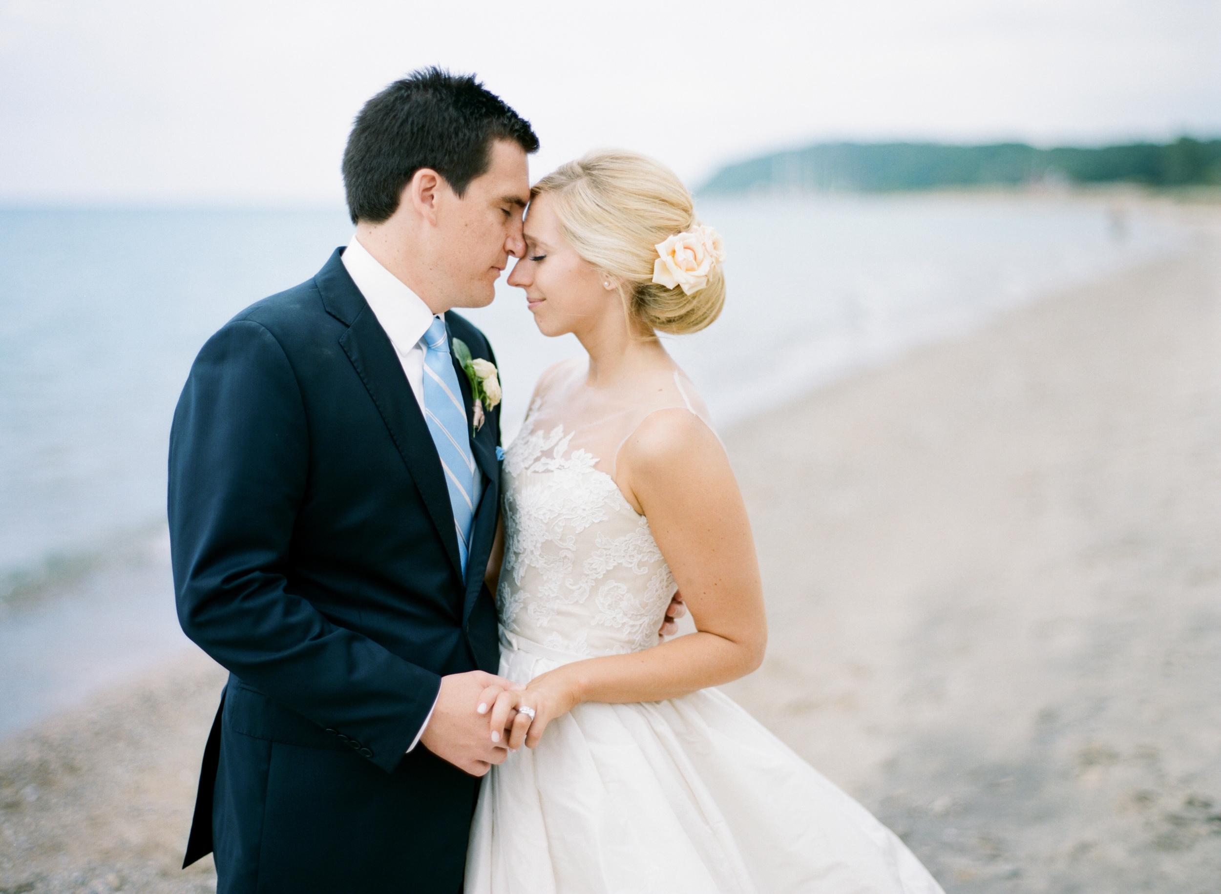 Genevieve & Scott