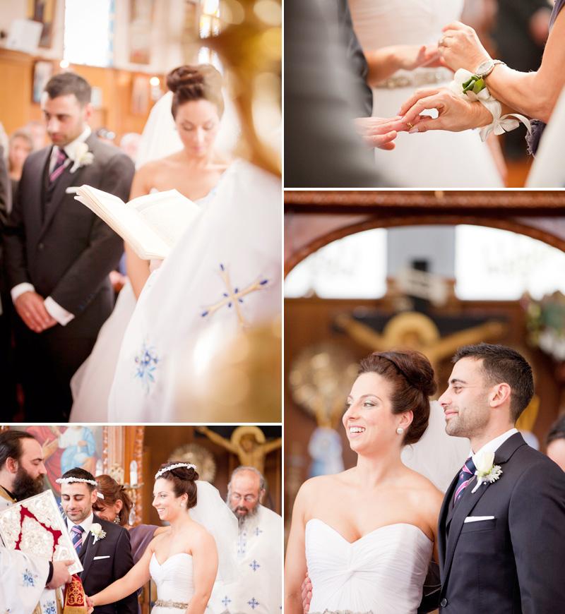 greek wedding photography wellington
