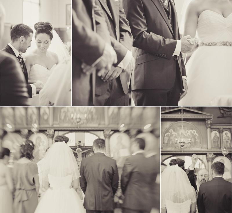 greek wedding ceremony wellington