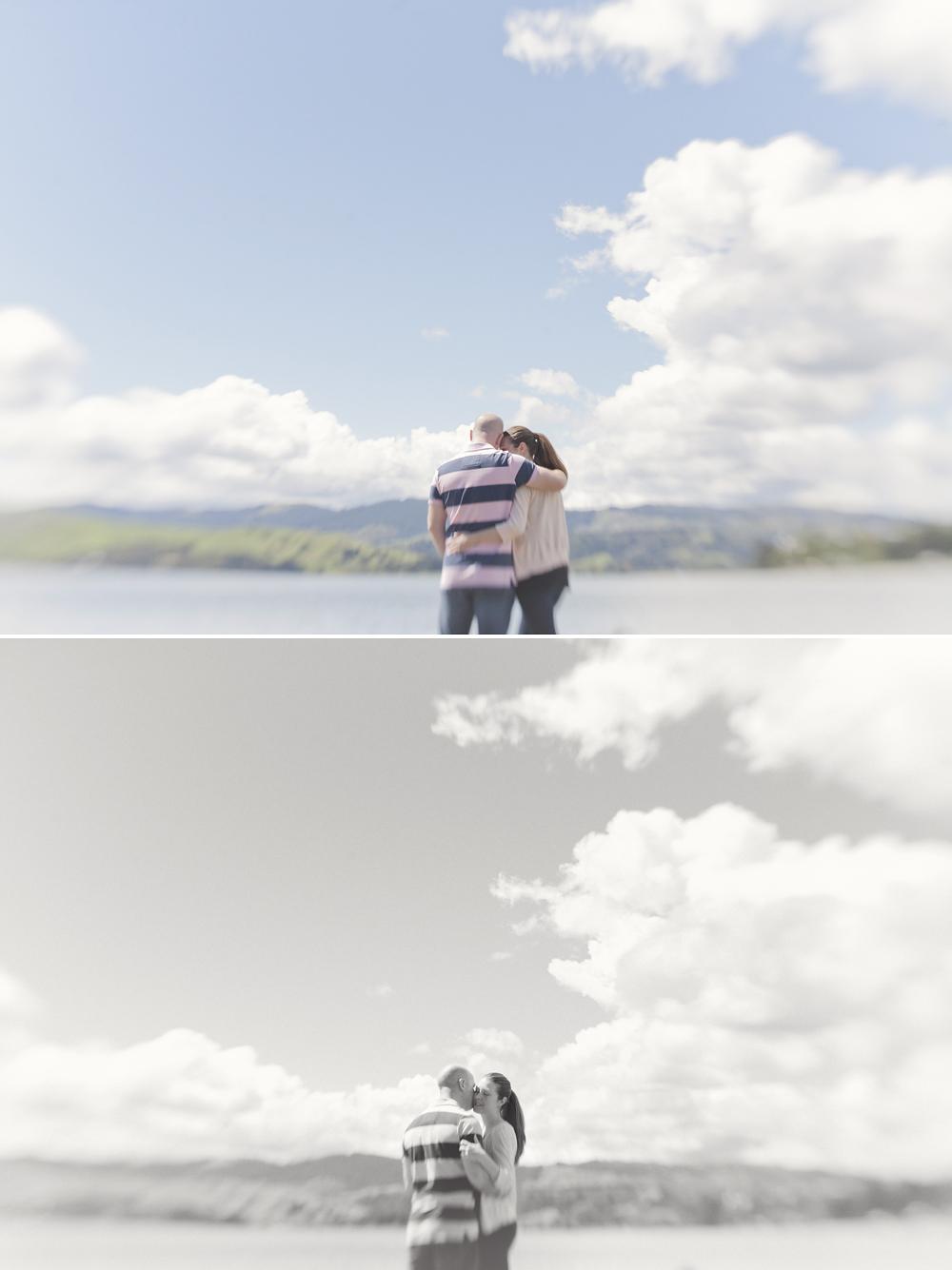 Wellington engagement photography