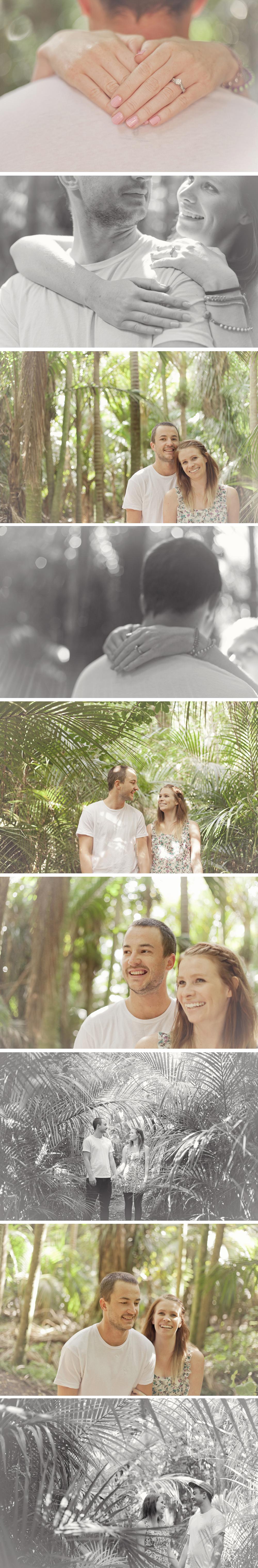 Engagement photography Wellington