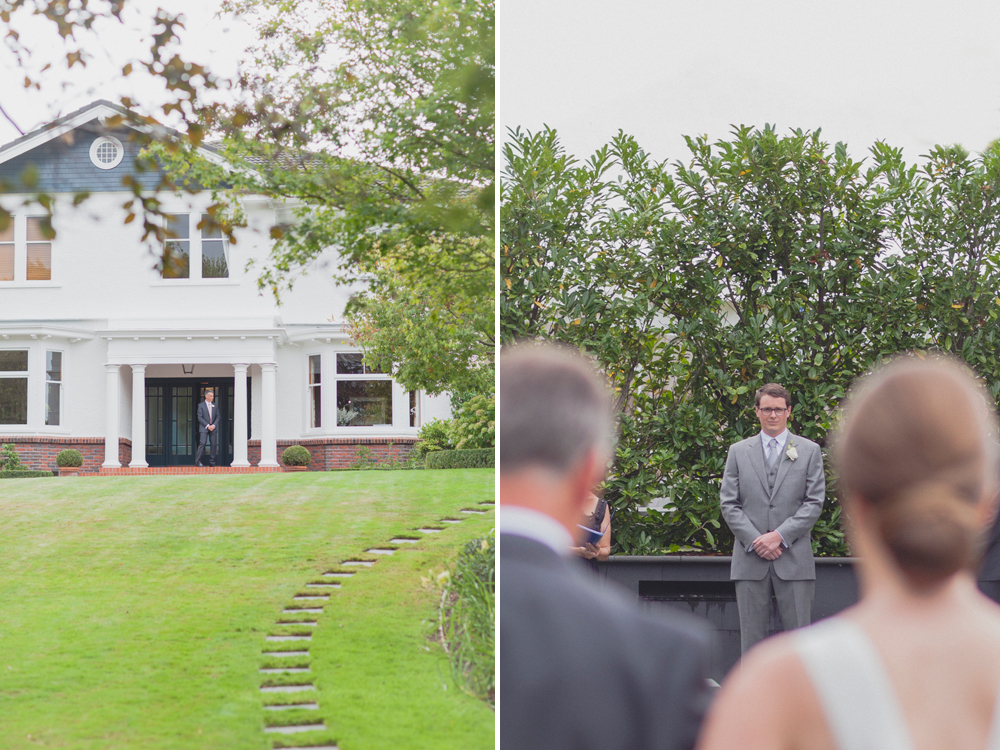 Classic, romantic wedding photography in Palmerston North, New Zealand.