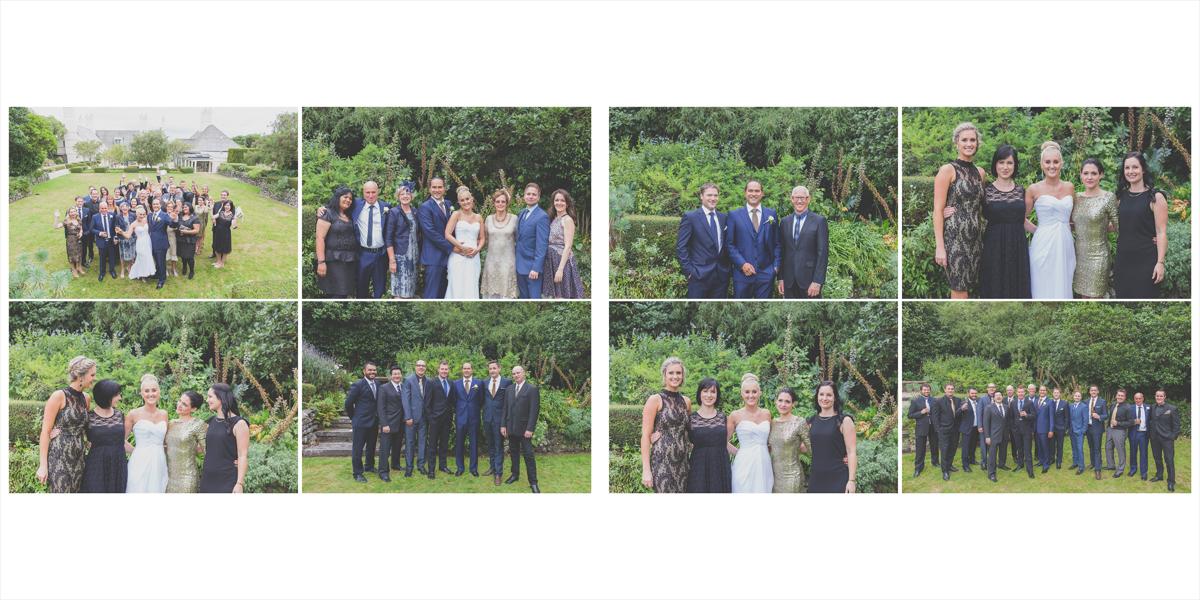 Must have photos with family and friends, Wharekauhau, Wairarapa.