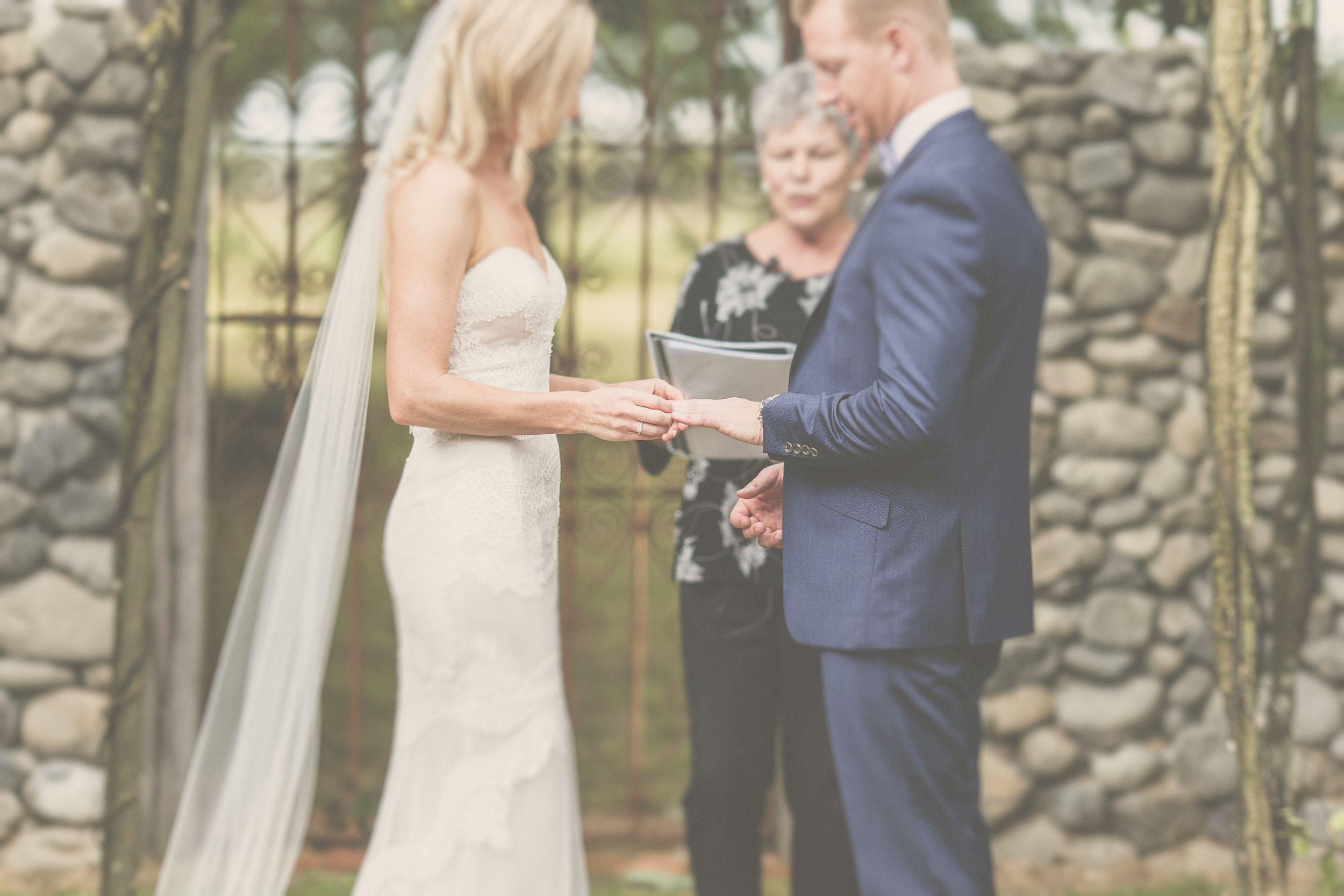 Ben and Lauren get married at Lacewood. Wairarapa NZ. Siaosi Photography