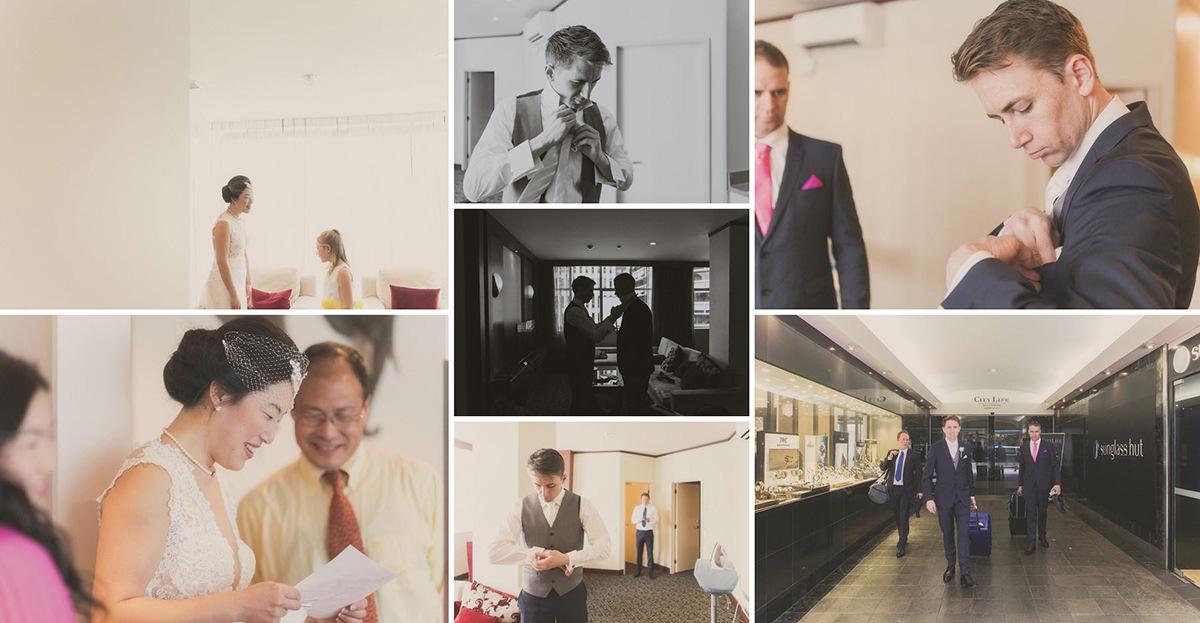 Wellington Wedding photography at Boomrock by Siaosi Photography.