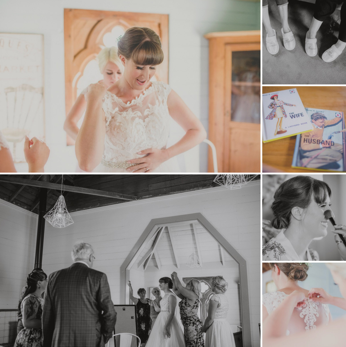 Beautiful wedding at the stunning Milk Station in Otaki, Kapiti coast. Hannah and Chris were married. Photography by Siaosi Photography.