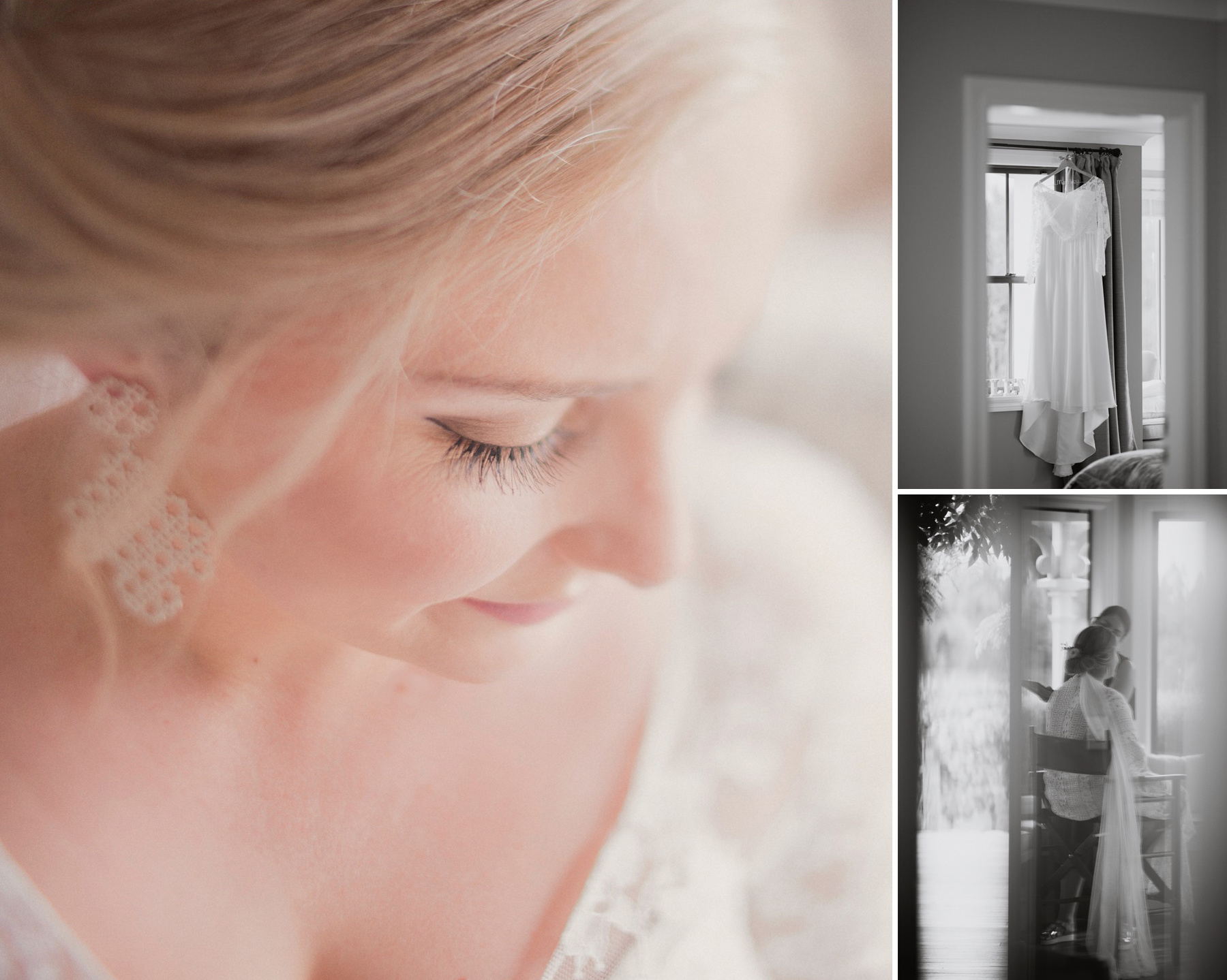 Natural and un-posed wedding photography in the Wairarapa. Elliott and Jess, by Jenny Siaosi Photography.