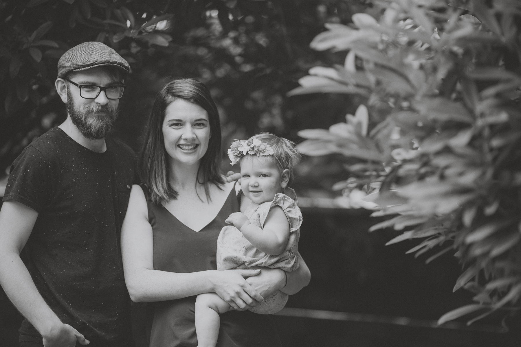 Natural and un-posed family portraits by Jenny Siaosi Photography, in Wellington, NZ.