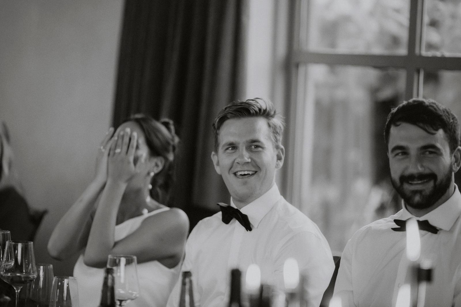Alice and Dean's Wedding at Poppies in Martinborough, Wairarapa. Siaosi Photography.