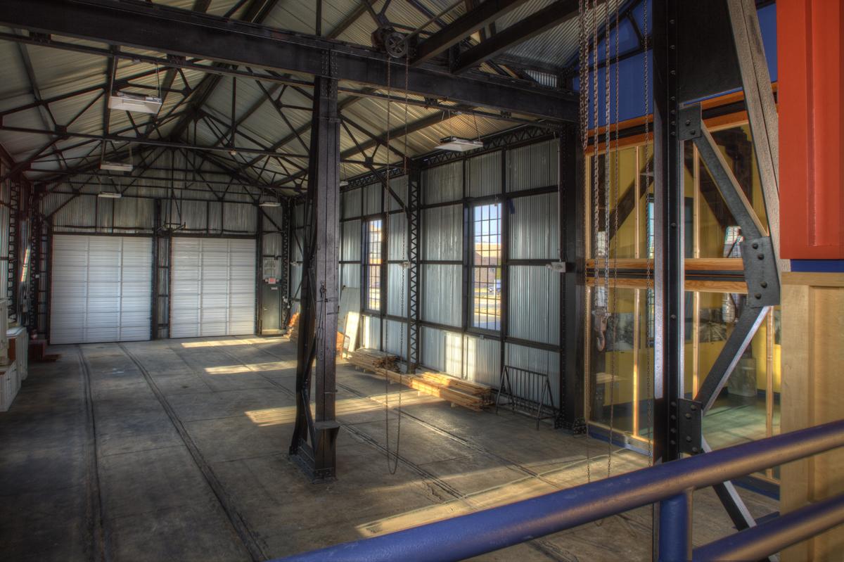 dovetail - garage