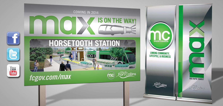 MAX: Bus Rapid Transit Marketing